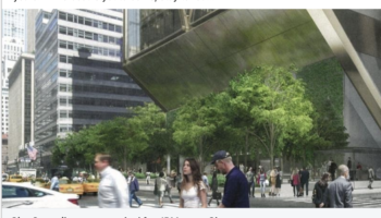 JPMorgan Chase Tower inches closer to full approval.